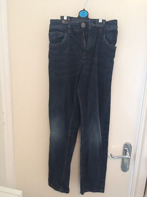 Boys dark blue jeans - Aged 11 years from Next