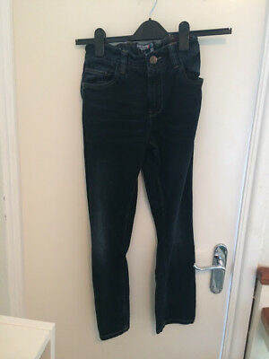 Boys dark blue jeans - Age 11 years from Next