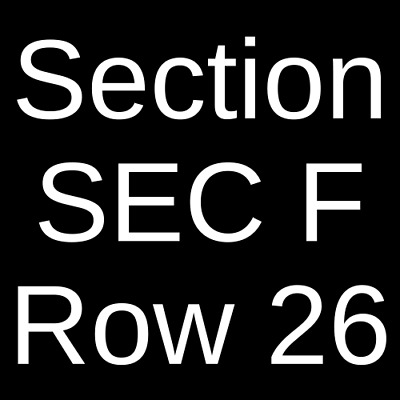 3 Tickets Kane Brown, Chris Lane & Russell Dickerson 5/8/20 Moline, IL