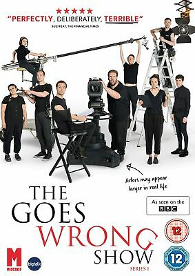 The Goes Wrong Show: Series 1 [DVD]