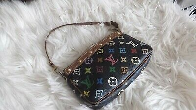 Louis Vuitton Multi-color 💯Authentic Handbag Purse