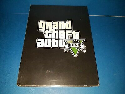 GRAND THEFT AUTO V PC DVD ROM - GTA 5 FIVE Pc (NO KEY) (pre owned) In VGC