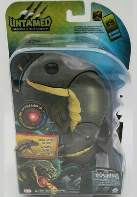 Fingerlings Untamed FANG Snake Motion, Touch & Sound Activated New in box