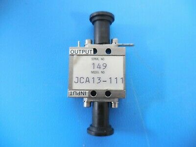 JCA Technology JCA-13-111 RF Amplifier
