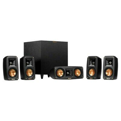 Klipsch Reference Theater Pack 5.1 Channel Surround Sound System.