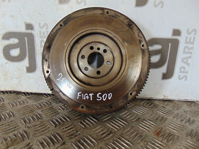 Fiat 500 Lounge 2010 Solid Flywheel