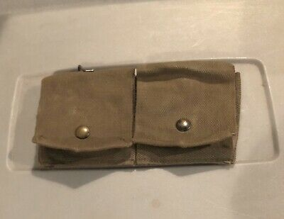 French Army Indochina Ammo Clip Pouch Mas-36