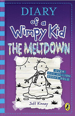 Diary of a Wimpy Kid: The Meltdown (Book 13) (Paperback, 2020) 9780241389317