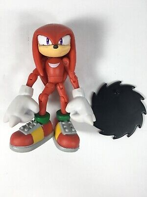 Super Sonic The Hedgehog Jazwares PVC Action Figures Sega Toy Pulch 4.2Inch New