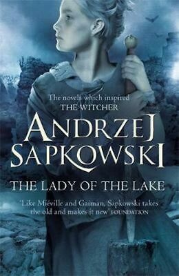 NEW The Lady of the Lake By Andrzej Sapkowski Paperback Free Shipping