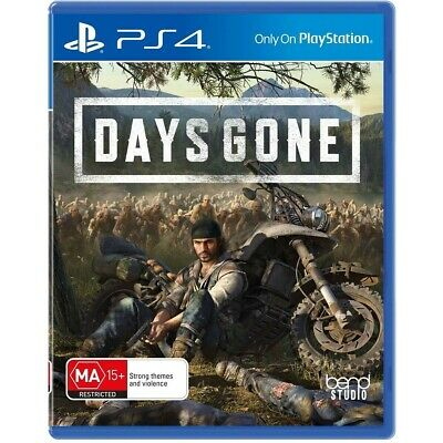 Days Gone (PlayStation 4, 2019) LIKE NEW