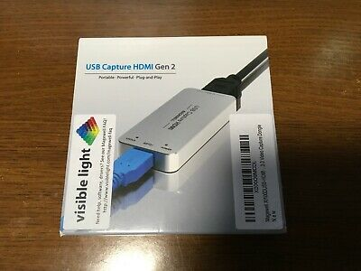 HDMI to USB3.0 Capture Video Dongle 1080P HD Video Capture Card Adapter Box #Z