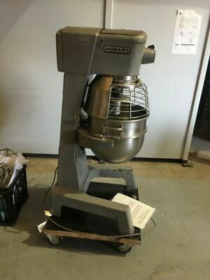 Hobart D300 Industrial 30L Dough Mixer 30 Liters 1 Phase 220V - Working