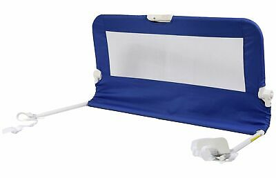 Cuggl Flexible and Folding Child Safety Lock Blue Bed Rail