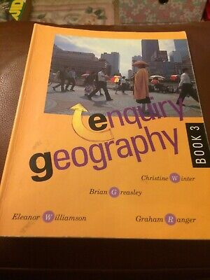 Enquiry Geography Book3