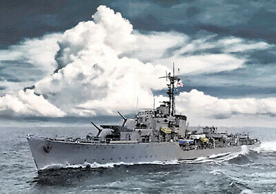 25 HAND FINISHED HMS FARNDALE LIMITED EDITION