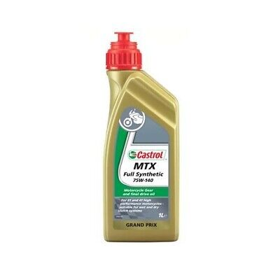 1 Getriebeöl CASTROL 15519A MTX FULL SYNTHETIC 75W-140