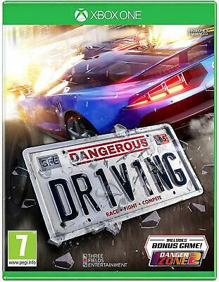 Dangerous Driving | Xbox One New