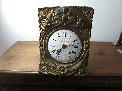 Antique Movement D Mechanism Clock Comtoise Clock