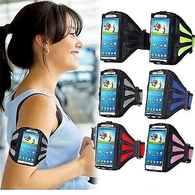 Gym Running Phone Holder Armband for Apple  iPhone,Samsung&Sony Experia