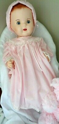 Vintage Bisque Doll - Good Condition - 45 Cm - Vintage Outfit