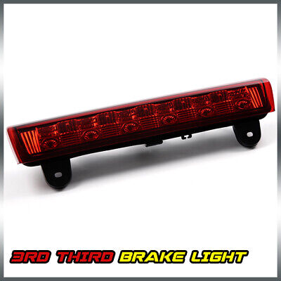 Led 3rd Third Brake Light Kit For 00-2006 Chevy Suburban Tahoe GMC Yukon Red