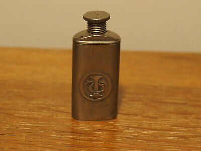 Antique Vintage Oil Can Dropper - Watches Clocks Guns Sewing Machines 1896