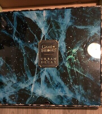 URBAN DECAY GAME OF THRONES vault Complete PR Kit/ Package