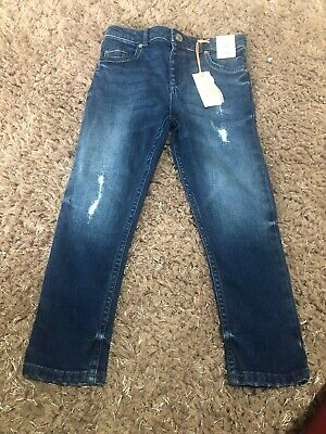 Boys River Island Jeans - 4/5 years