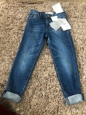 Boys Zara Jeans - Age 5 years