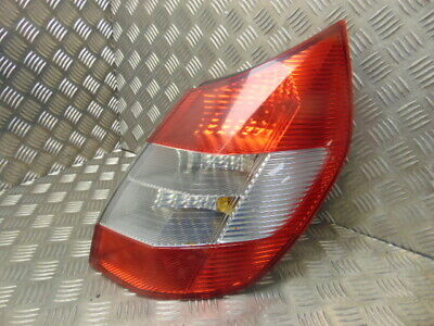 2005 Renault Scenic Drivers Side Rear Light O/S/R Lamp 8200493375