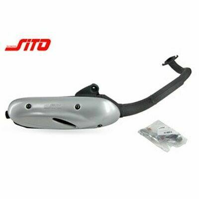 Silencieux Sito Ludix AC Peugeot 50 Speedfight 3 Air 2009-2012
