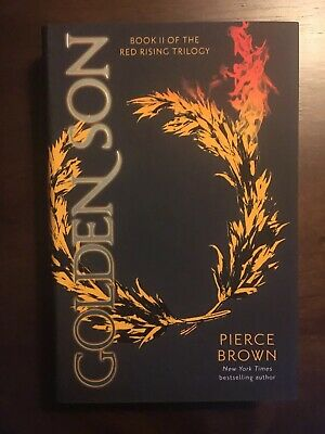 Red Rising ✍SIGNED✍ by PIERCE BROWN Brand New Hardback Howler Edition 1st Print