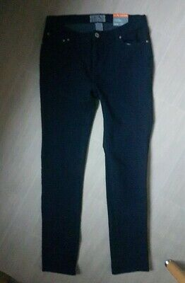WestAce Flex Mens Boys Skinny Jeans 32 X 32 NEW WITH TAGS Black