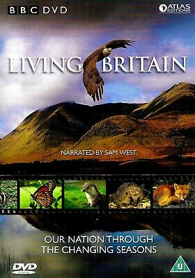 [DISC ONLY] Living Britain DVD Documentary Changing Seasons