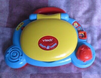 Vtech Baby's Laptop - Electronic - Play & Learn