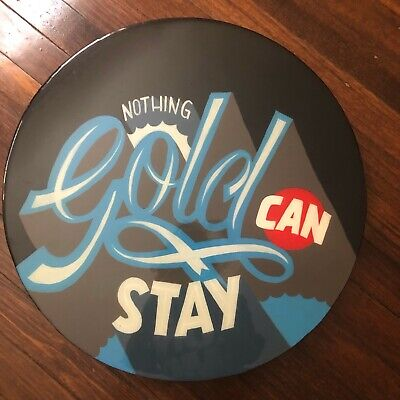 """Joel Birch """"Nothing Gold Can Stay"""" artwork $250"""