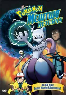 Pokemon - Mewtwo Returns - DVD - VERY GOOD