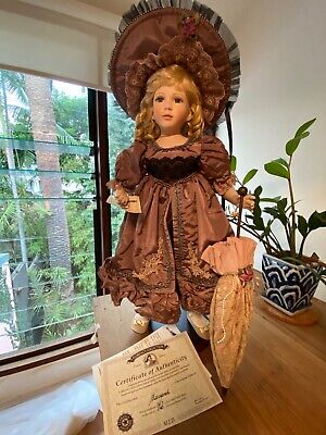 Porcelain Doll - Margaret - Florence Collection Limited Edition 167/240 (As new)