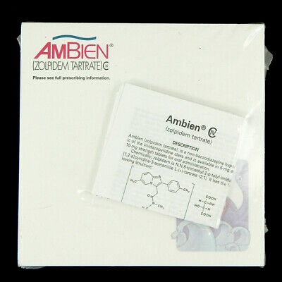 Ambien Post It Notes Drug Company Advertising Pharmaceutical Promotional Pads
