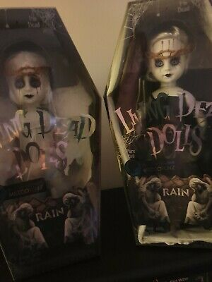 Living dead dolls resurrection Rain and Varient Rain