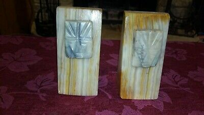 Antique Marble Book Stand holder