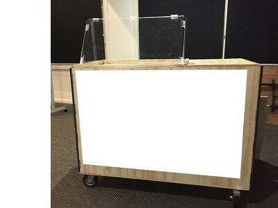 Mobile icecream cart - Great for functions and fund raising