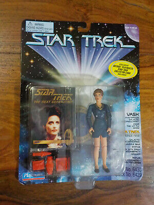 Star Trek The Next Generation VASH Playmates 1995 BNIP
