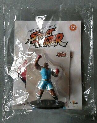 Figurine BALROG STREET FIGHTER - Collection Altaya - Capcom - Neuf sous blister