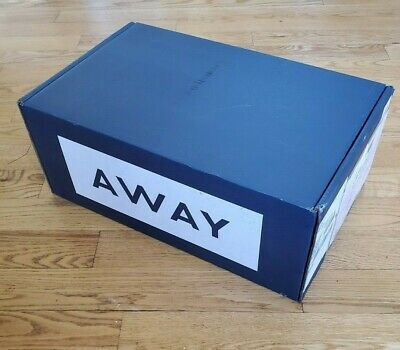 Away Travel - The Daypack - Black - Brand New in Box