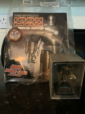 Eaglemoss Marvel Classic Collection Special  IRON MAN MK1 movie edition