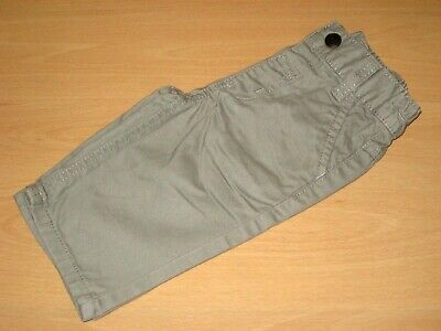 NEXT Baby Boys Smart Beige Trousers AGE 3-6 MONTHS
