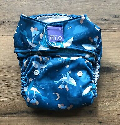 Bambino Mio Miosolo All In One Reusable Cloth Nappy Birth To potty (pre loved)