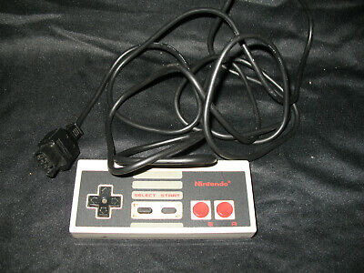 Official Original  Nintendo Nes Controller Tested Works Great  Authentic